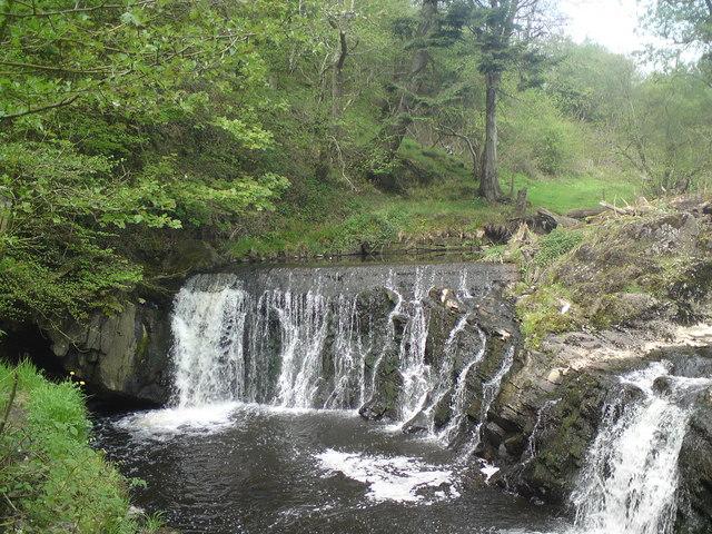 Ness Waterfall