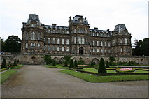 NZ0516 : Bowes Museum by David Robinson