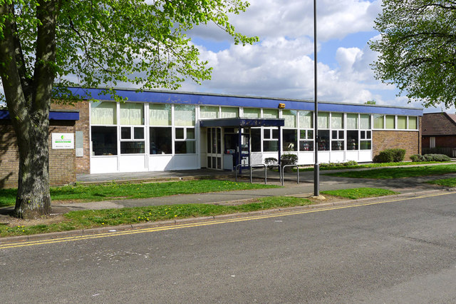 Bletchley Library, Westfield Road, Bletchley