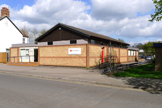The Red Cross Centre, Westfield Road, Bletchley