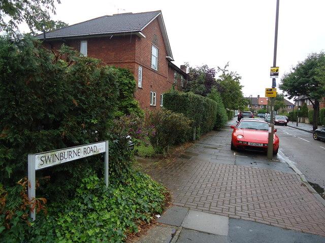 Swinburne Road, London SW15