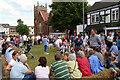 SP8834 : The Fenny Poppers Festival, Aylesbury Street, Fenny Stratford by Cameraman