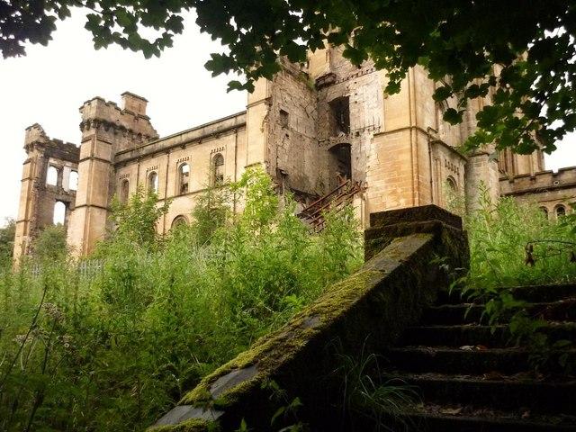 Lennox Castle Hospital (ruin)