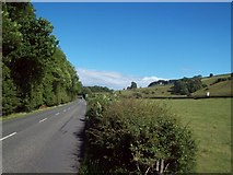 SK2270 : A6020 near Bakewell by Jonathan Clitheroe