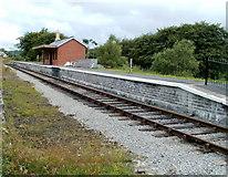 SO2508 : Blaenavon (High Level) railway station by Jaggery