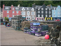 NM5055 : Tobermory Pier by Colin Bews