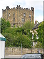 NZ2742 : Durham Castle from Palace Green by rob bishop