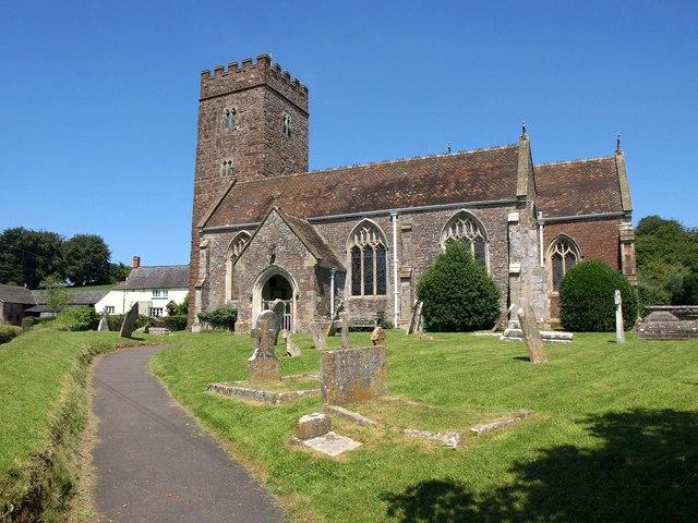 St Peter's Church, Uplowman
