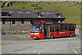 SH6455 : S1 Sherpa Service at Pen-y-Pass by Stephen McKay