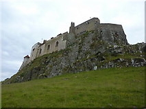 NU1341 : Lindisfarne Castle, Holy Island by Alexander P Kapp