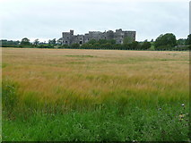 SN0403 : Carew Castle by Jeremy Bolwell