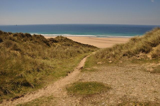 Carrick : Coastal Path