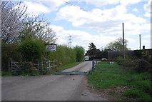 TQ8115 : Downoak Farm by N Chadwick