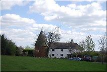 TQ8115 : Fuggles Oasthouse by N Chadwick