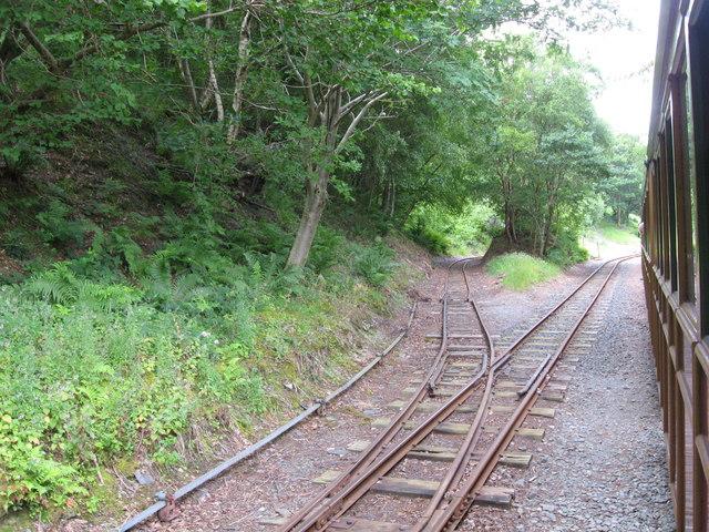 Quarry Siding, Talyllyn Railway
