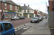 NZ2364 : Stanhope Street, Newcastle-Upon-Tyne by Alex McGregor