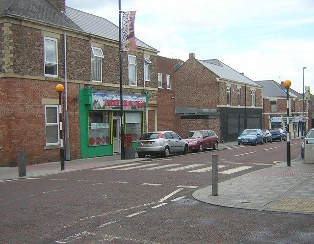 Stanhope Street
