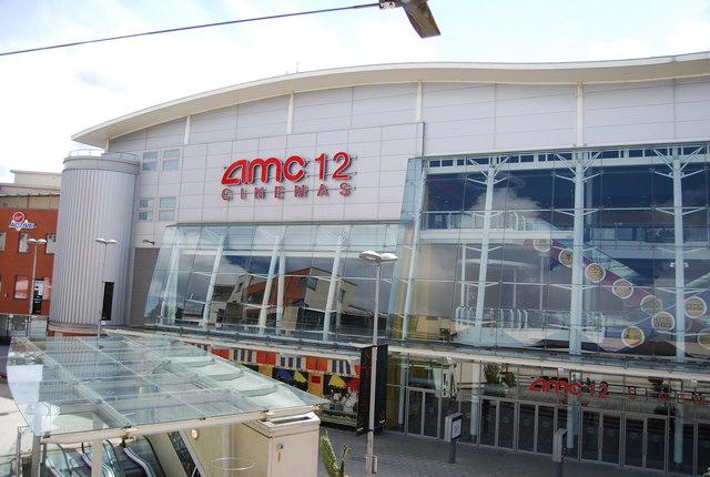 AMC 12 Cinema, Broadway Plaza