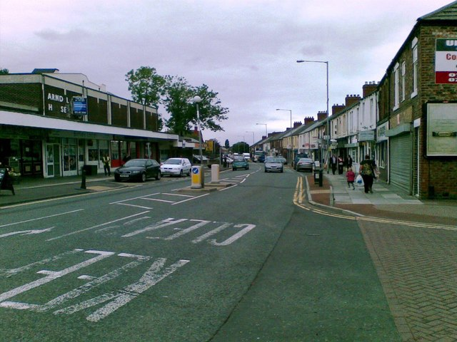 Durham Road, Birtley