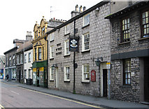 SD5193 : Kendal - Wildman Street by Dave Bevis