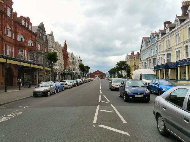 Vaughan Street by Gerald England