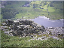 NY3004 : Disused quarry by Alan Bate