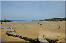 SS2006 : Bude : Sandy Beach by Lewis Clarke