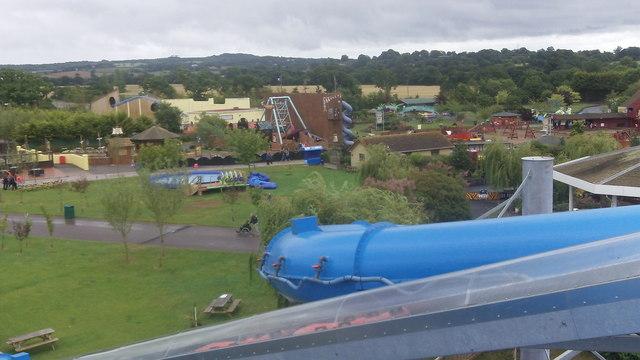 East Devon : Crealy Great Adventure Park