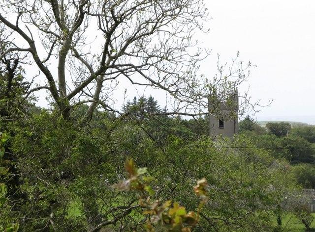 Ahamlish Parish Church near Sligo