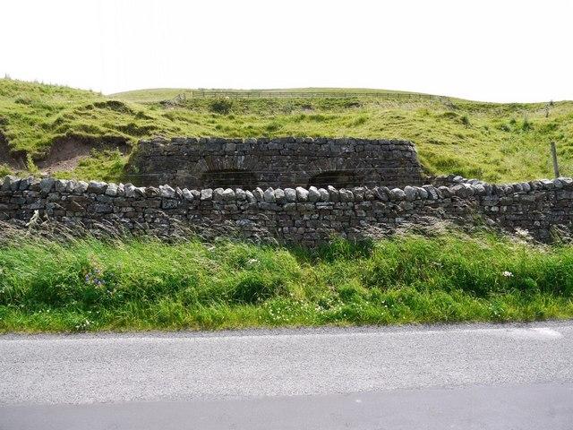 Old Lime Kilns, West Pasture Road