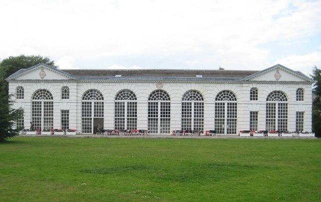 Kew: The Royal Botanic Gardens: The Orangery