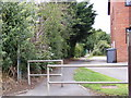 TM4362 : Footpath to Westwood Ho by Adrian Cable