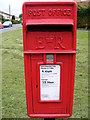 TM4362 : Waterloo Avenue Postbox by Adrian Cable