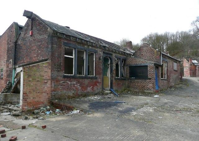 Office, Allen's Fireclay Works, Southowram