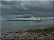 NU1341 : View over to Long Ridge from Lindisfarne Castle by Alexander P Kapp