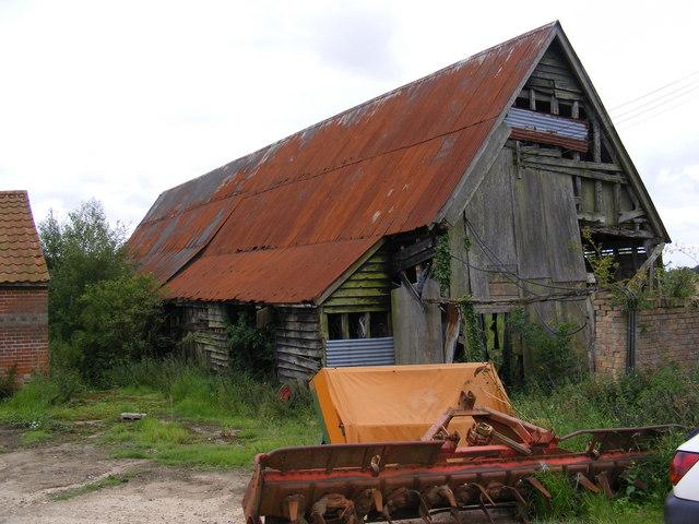 Old Barn at Westhouse Farm