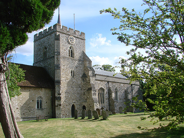 St. Mary's Church, Pirton