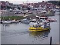 NZ8910 : Esk Belle II - on the Esk. by Mike Kirby