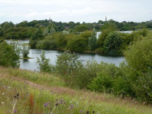 Fletton lake