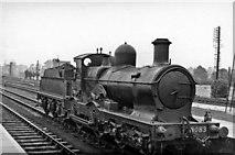 SU5290 : An ancient 'Duke' 4-4-0 at Didcot by Ben Brooksbank