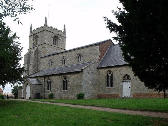 St Andrew's Church, Timberland