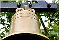 J3473 : Bell, Ormeau Park, Belfast (2) by Albert Bridge