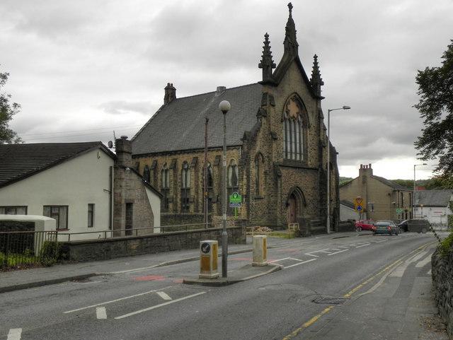 Fore Street United Methodist Free Church, Lower Darwen