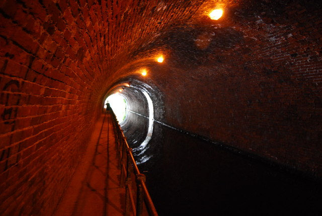 The Edgbaston Tunnel