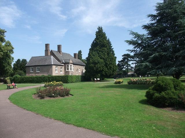 Aylestone Hall