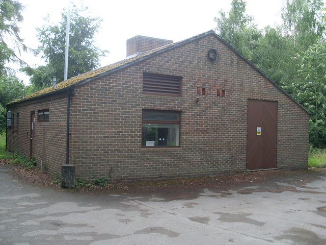 Chieveley Telephone Exchange