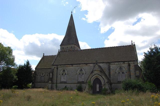 All Saints Church (Derelict), Hawkhurst