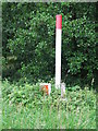 TL9390 : Gas Line Marker by Keith Evans