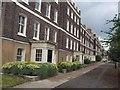 TQ7669 : Medway Gardens - Chatham Dockyards by Paul Gillett