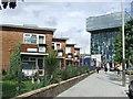 TQ3179 : The Cut, Southwark by Malc McDonald